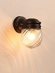 Недорогие -стеклянная стена бра настенный светильник новый дизайн современные современные настенные светильники&усилитель; бра бра металлический настенный светильник