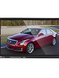 Недорогие -7-дюймовый 2-дюймовый автомобильный mp5-плеер с сенсорным экраном / mp3 / встроенный bluetooth для универсальной поддержки bluetooth rm / rmvb / mp4 mp3 / type автомобильный mp5-плеер / модель mp5-708