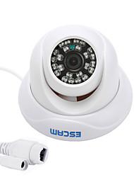 Недорогие -escam qd500 720p h.264 onvif ip-камера ночного видения для помещений