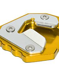 Недорогие -Мотоцикл cnc kickstand боковая подставка увеличительные пластины педали для bmw s1000xr 15-19