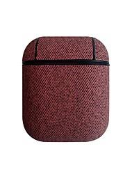 Недорогие -для airpods защитный чехол беспроводная Bluetooth-гарнитура коробка зарядки сумка кожаный чехол для наушников оболочки для airpods для iphone