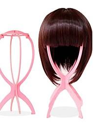 Недорогие -Wig Accessories Пластик Подставки для париков Швейные булавки Удобное хранение 1 pcs Повседневные Стиль Розовый
