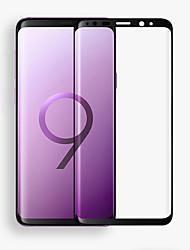 Недорогие -Samsung GalaxyScreen ProtectorS9 С поддержкой 3D Touch Защитная пленка для экрана 1 ед. Закаленное стекло