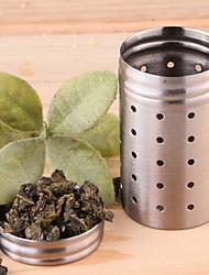 Недорогие -Нержавеющая сталь Чайный Круглый 1шт Ситечко для чая