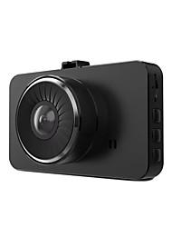 Недорогие -btutz LCD 1080p Full HD Автомобильный видеорегистратор 170° Широкий угол CCD 3 дюймовый LCD Капюшон с Режим парковки / Циклическая запись Автомобильный рекордер