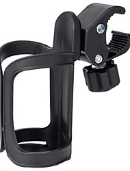 Недорогие -Велоспорт Бутылку воды клеткой Компактность Мощность Блокировка безопасности Прочный Противоугонный Назначение Велоспорт Шоссейный велосипед Горный велосипед ABS Черный