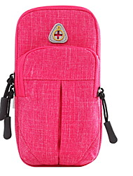 Недорогие -С ремешком на руку для Спортивные сумки Компактность Легкость Ультратонкий Сумка для бега Полиэстер Универсальные Взрослые