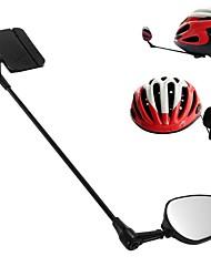 Недорогие -Зеркало заднего вида Зеркало для велосипедного шлема Регулируется Легкость Полет с возможностью вращения на 360 градусов Эластичный Широкий угол заднего обзора Назначение