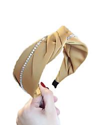 levne -Ozdoby vlasové doplňky Ostatní materiál paruky doplňky Dámské 1 pcs ks cm Ležérní / Denní nošení / Běžné / Denní Běžný / Vlasové ozdoby / Pro volný čas Dámské / Ultra lehký (UL)