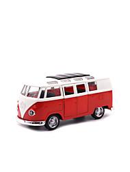 Недорогие -Игрушечные машинки Автобус Автомобиль Взаимодействие родителей и детей Алюминиево-магниевый сплав Детские Все Игрушки Подарок