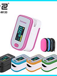 Недорогие -pro-m130 + bag Все цвета пульсоксиметр пальца, сердцебиение в 1 мин монитор насыщения пульс ЧСС кислорода одобрение CE