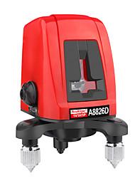 Недорогие -rz новые лазерные уровни 360 лазер 3d сам 2 линейные лазеры горизонтальный вертикальный штатив a8826d мини уровни