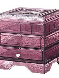 Недорогие -Место хранения организация Ювелирная коллекция Акрил Нерегулярная форма Оригинальные