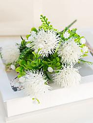 Недорогие -Искусственные Цветы 1 Филиал Классический Modern Пастораль Стиль Гортензии Вечные цветы Букеты на стол