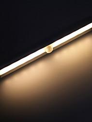 Недорогие -1шт Прямоугольный LED Night Light / Книжный свет Тёплый белый / Белый Аккумуляторы AAA Инфракрасный датчик / Сенсорный датчик / Читая книгу <=36 V