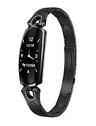 Недорогие -ak16 smart band женщины фитнес браслет монитор сердечного ритма кровяное давление шагомер фитнес-трекер электронный браслет здоровья