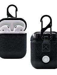 povoljno -luksuzna torba za jabučne airpods bluetooth bežične slušalice od kože za zračne jastuke 1 2 fonda poklopca za kutije za punjenje