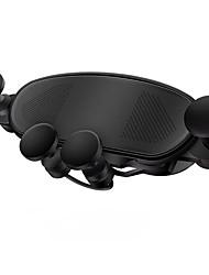 povoljno -univerzalni automobil mobilni telefon gravitacija auto odzračni nosač nosač isječak clip držač telefona novi tip