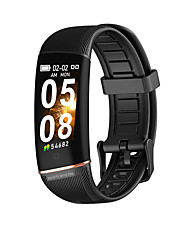 Недорогие -Td19 умный браслет потребление калорий сердечный ритм кровяное давление оксиметр шаг мульти-спортивный режим мужской и женский универсальный для ios android
