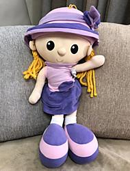 Недорогие -40cm Кукла для девочек Плюшевая кукла Милый стиль Безопасно для детей Non Toxic Ткань Плюш Девочки Игрушки Подарок