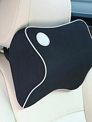 Недорогие -подушка шеи автомобиля памяти хлопка удобная подголовник автомобиля