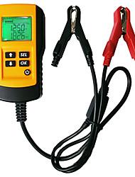Недорогие -цифровой автоматический тестер нагрузки анализатора аккумулятора автомобиля с подсветкой ЖК-дисплея для автомобильного аккумулятора 12 В