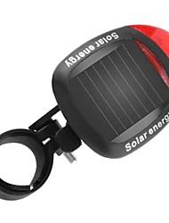 Недорогие -Светодиодная лампа Велосипедные фары Задняя подсветка на велосипед огни безопасности Горные велосипеды Велоспорт Водонепроницаемый Портативные Осторожно! Литиевая батарея 55 lm Перезаряжаемая батарея