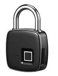 Недорогие -Ip65 водонепроницаемый противоугонные отпечатков пальцев идентификатор смарт-замок без ключа дверь сумка сумка навесной замок