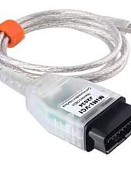 Недорогие -dragonpad new v8.00.034 mini vci для диагностического кабеля toyota tis techstream&усилитель; программного обеспечения