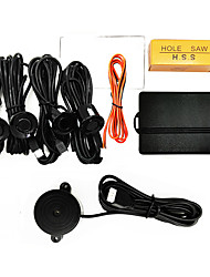 Недорогие -система датчиков парковки автомобиля универсальная зуммерная сигнализация 22мм обратный радар звуковая сигнализация n цветов
