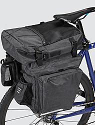 Недорогие -36 L Сумка на багажник велосипеда / Сумка на бока багажника велосипеда Водонепроницаемость Компактность Пригодно для носки Велосумка/бардачок 600D полиэстер Водонепроницаемый материал