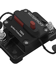 Недорогие -150a автомобильный мотор аудио ремонт энергии встроенный выключатель предохранитель ручной сброс 12 В / 24 В