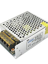 Недорогие -1шт 12 V Устройства защиты от перенапряжений / Своими руками / Газонокосилка ABS + PC Источники питания для RGB LED Strip Light / для светодиодной полосы света 60 W