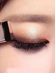 Недорогие -двойной градиент цвета ленивый тени для век макияж палитра блеск тени для век паллет водонепроницаемый блеск тени для век мерцание косметика