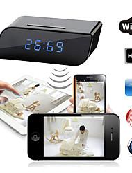 Недорогие -HD 720 P беспроводной Wi-Fi Ip-камера обнаружения движения безопасности будильник ик ночного видения сети DV камеры