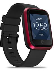 Недорогие -zeblaze crystal 2 hr умные часы bt фитнес-трекер поддержка уведомлений / монитор сердечного ритма спорт длительным временем ожидания совместимые умные часы ios / android телефоны