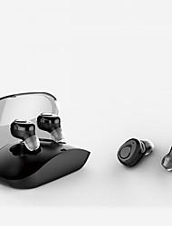 Недорогие -X18 Телефонная гарнитура Беспроводное Игры Bluetooth 4.2 Стерео