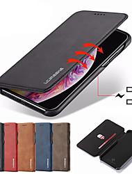 Недорогие -кожаный чехол для телефона с магнитным флип-кошельком для iphone xs max xr xs x слот для карты держатель подставка чехол для iphone 8 плюс 8 7 плюс 7 6 плюс 6 чехол