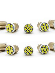 Недорогие -10 шт. Супер яркий белый свет светодиодная лампа сменный свет для автоматического чтения лампа указатель поворота индикаторная лампа приборной панели