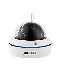 Недорогие -escam speed qd800wifi 1080p wi-fi открытый ip66 водонепроницаемый ip-купольная камера p2p камера ночного видения