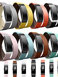 povoljno -Pogledajte Band za Fitbit Inspire HR / Fitbit Inspire Fitbit Klasična kopča Prava koža Traka za ruku