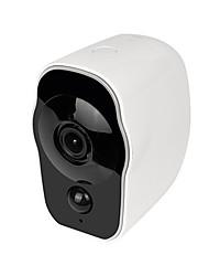 Недорогие -Inqmega 1080 P на батарейках беспроводной безопасности IP-камера водонепроницаемый открытый низкое энергопотребление Wi-Fi камеры видеонаблюдения горячей продажи
