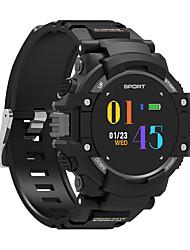 Недорогие -F7 цветной экран умный браслет сердечный ритм температура высота компас GPS позиционирование мульти-спортивные часы Bluetooth