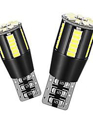 Недорогие -T10 высокий яркий декодирование светодиодный небольшой свет T10 светодиодный стоп-сигнал указатель поворота лампы