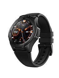 Недорогие -TicWatch TicWatch Pro Мужчина женщина Смарт Часы Android iOS WIFI Bluetooth Водонепроницаемый GPS Пульсомер Измерение кровяного давления Спорт ЭКГ + PPG Таймер Секундомер Педометр Напоминание о звонке