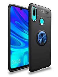 Недорогие -Роскошные доспехи мягкий ударопрочный чехол для Huawei P Smart Plus 2019 P Smart 2019 силиконовый чехол бампер ТПУ для Huawei P Smart Z Honor 10 Lite Hon 10i Y9 Prime 2019 автомобиль металлический