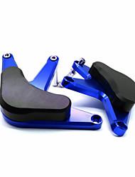 Недорогие -крышка корпуса рамы двигателя мотоцикла защитная крышка слайдера защитная крышка для Honda Cbr1000rr 08-17