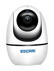 Недорогие -escam pvr008 h.265 1080p wi-fi с панорамированием / наклоном, поддержка ip-камер onvif, двусторонний разговор, ночное видение