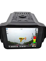 billige -grenseoverskridende kjøretøyopptaker for vg2 to-i-ett kjøretøyopptaker elektronisk hundekjøretøy radar hastighetsmåling flyt tidlig advarsel stemmesending sikkerhetsinstrument