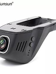 Недорогие -Junsun S100 DVR регистратор видеорегистратор камера FHD 1080 P видеокамера видеокамера ночная версия 96655 IMX322 Wi-Fi камера